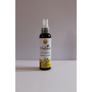 Olio Solare capelli-corpo 100 ml