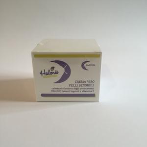 Crema Viso Pelli Sensibili 250 ml