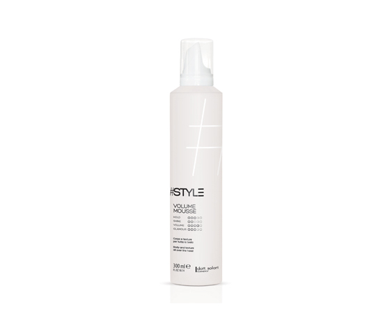 Dottor Solari - #Style Volume e Mousse 300ml