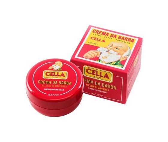 Cella - Crema da barba alla mandorla 150m