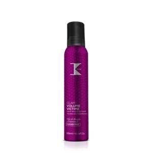KTime Glam Volume Victime 300ml - Mousse volumizzante con Olio di Marula e Vitamina E