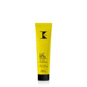 KTime Glam Curl Me On 200ml - Crema ad alta definizione per capelli ricci