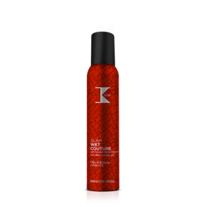 KTime Glam Wet Couture 300ml - Gel mousse effetto bagnato