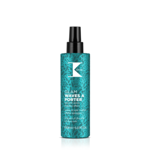 KTime Glam Wave a Porter 150ml - Spray corporizzante al sale marino
