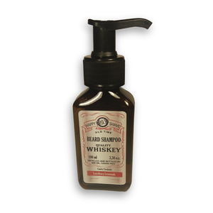 Happy Hour Shave - Whiskey Shaving Lynchburg Lemonade shampoo barba 100ml
