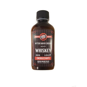Happy Hour Shave - Whiskey Hot Tenessee Toddy dopobarba energizzante 200 ml