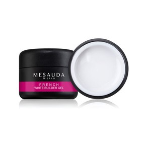 Mesauda French White Builder gel 15 gr