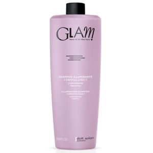 Dottor Solari Glam shampoo Illuminante Levigante Capelli Lisci 1000 ml