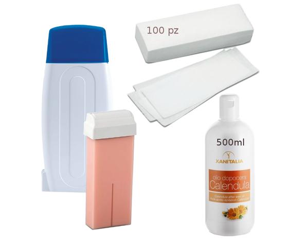 kit epilazione a rullo