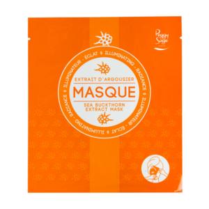 Peggy Sage maschera viso illuminante, idratante, rigenerante - monodose in tnt