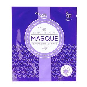 Peggy Sage maschera viso anti-age lisciante anti-età, antirughe - monodose in tnt