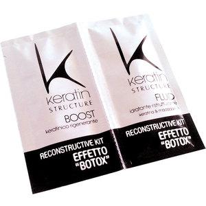 """Boost keratina rigenerante - ricostruzione effetto """"Botox"""