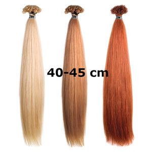 ciocche lisce 40-45 cm