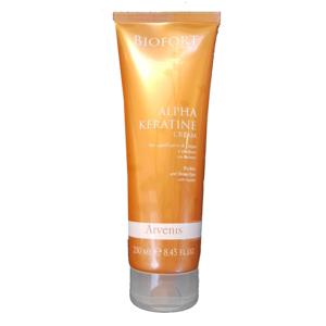 Biofort Alpha Keratin mask 250 ml - per capelli privi di corpo e struttura