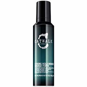 Tigi Catwalk Strong Hold Mousse - 200 ml