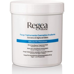 Regea Fango per Trattamento Cosmetico Snellente Cellulite program con estratto di Alghe ed Edera 1000ml