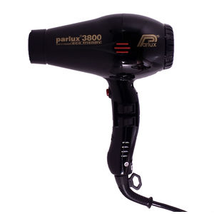 Asciugacapelli Phon Parlux 3800 Ionic & Ceramic Nero