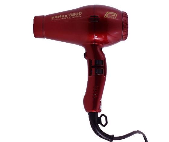Asciugacapelli Phon Parlux 3800 Ionic & Ceramic rosso