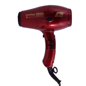 parlux 3500 floral rosso red
