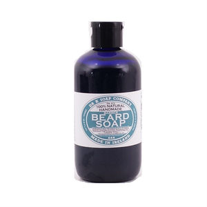Dr K Soap Company Beard Soap Sapone per Barba 250 ml 100% naturale fatto a mano