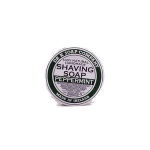 Dr K Beard Soap Shaving Soap Sapone da Rasatura Peppermint 70 g