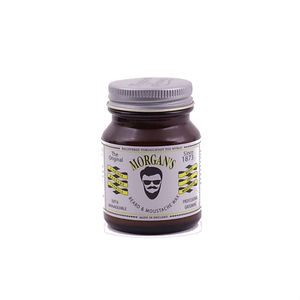 Morgan's Moustache and Beard Wax Cera per Barba e Baffi 50ml