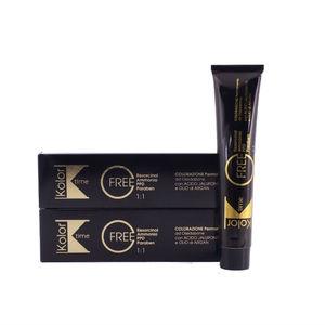 K-Time Free Colorazione Permanente Professionale Senza Ammoniaca 100 ml
