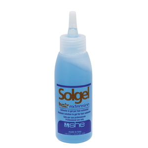 She Hair Extension SolGel Liquido per Rimuovere le Extensions con Keratina 100 ml
