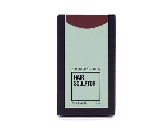 Hair Sculptor Hair Building Fibers Fibre Naturali per Infoltimento Sibel castano medio