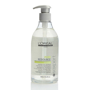 L'Oréal Serie Expert Shampoo Pure Resource 500 ml