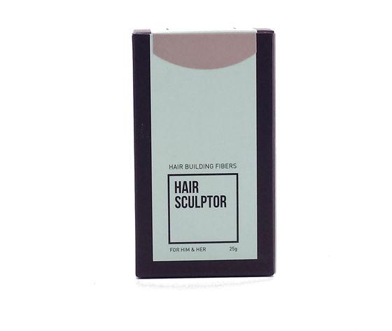 Hair Sculptor Hair Building Fibers Fibre Naturali per Infoltimento Sibel grigio