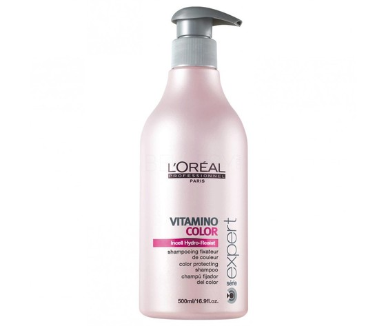 L'Oréal Serie Expert Shampoo Vitamino Color 500 ml