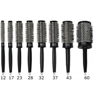 spazzole termiche TERMIX set 8 spazzole 12-17-23-28-32-37-43-60 mm round