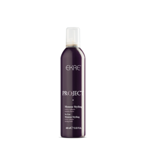 Ekre Mousse Styling Tenuta Forte Extra Volume 400 ml