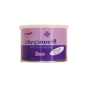 Depiwell Ceretta Depilatoria all'ossido di Zinco 400 ml