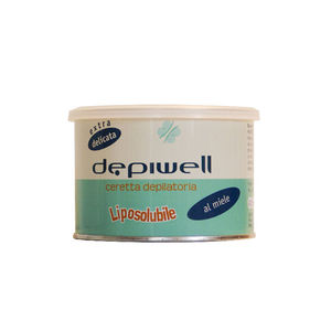 Depiwell Ceretta Depilatoria Liposolubile al Miele 400 ml