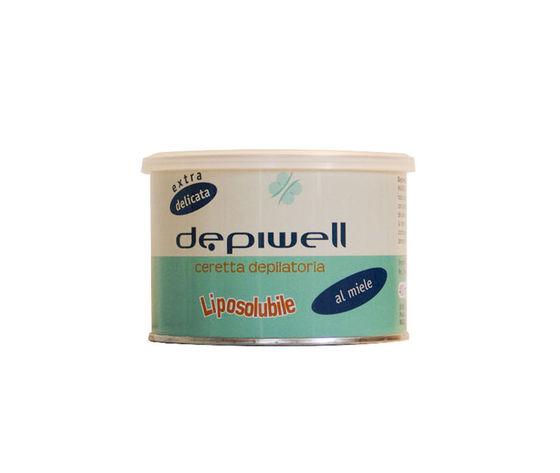 Depiwell Ceretta Depilatoria Liposolubile al Miele 400 ml