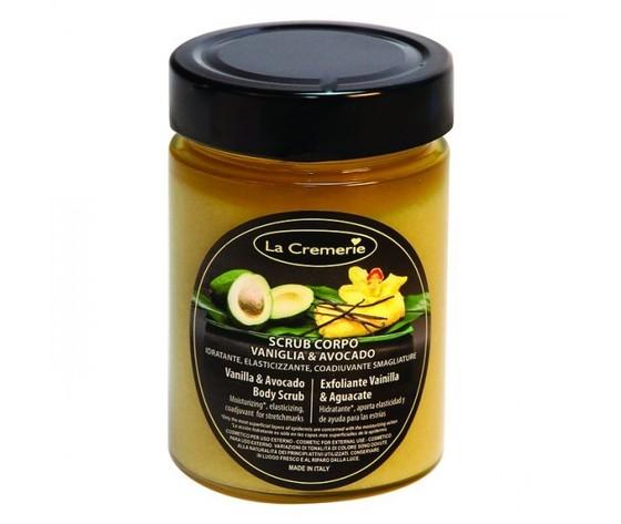 La Cremerie Scrub Corpo Vaniglia e Avocado 480 gr