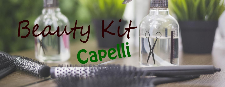 Banner sito vetrina beauty kit capelli