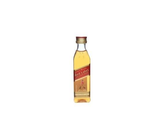 Whisky Johnnie Walker red Label cl. 5  40°