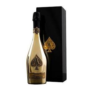 Champagne Armand de Brignac Gold cl.75  sacchetto no cofanetto