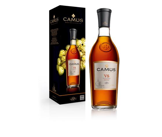 Cognac Camus V.S. Elegance 40° cl.70 Astucciato