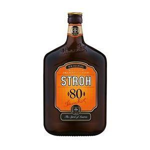 """RUM STROH """"80"""" ORIGINAL AUSTRIA  80° CL.70"""