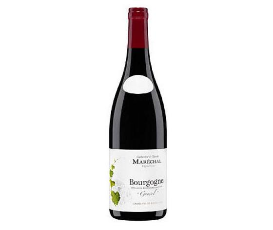 BOURGOGNE GRAVEL CATHERINE&CLAUDE MARECHAL 13° CL.75 2017