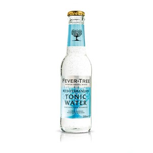 TONICA WATER MEDITERRANEA FEVER TREE CL.20