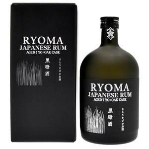 RHUM RYOMA JAPONAIS 7 Y 40° CL.70 ASTUCCIATO