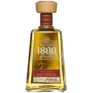 TEQUILA RESERVA 1800 REPOSADO 38° CL.70