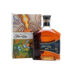 Rum Flor de Cana 12 y 40° cl.70 Astucciato