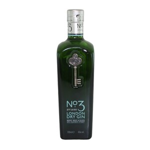 Gin london dry  N°3 cl. 70