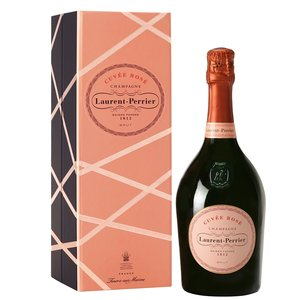 Laurent Perrier Rosè cl. 75 coffret